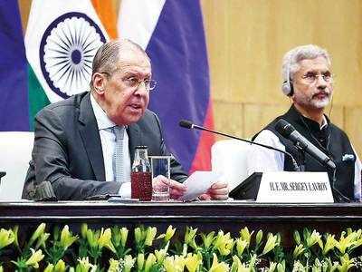 Jaishankar clears viewpoint on Indo-Pacific