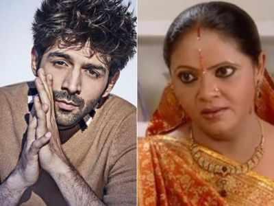 Kartik Aaryan wants to know Rasode me kaun tha; Bhumi Pednekar replies 'Main Thi'