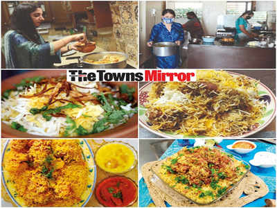 The Towns Mirror Special: Best-seller biryanis