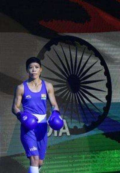 Boxing: Mary Kom in final; Vikas Krishan, Gaurav Solanki in semis as boxers excel at CWG