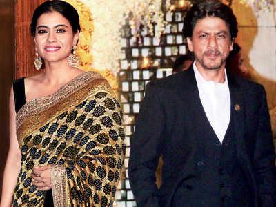 Kajol on if she'd marry Shah Rukh Khan if she hadn't met Ajay Devgn