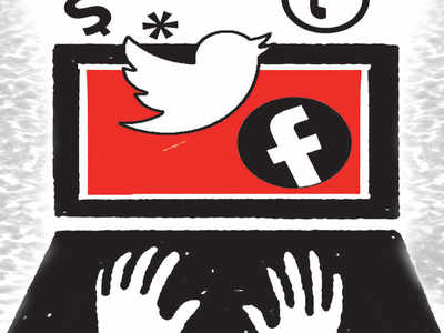 Social media becomes handle of hatred for few