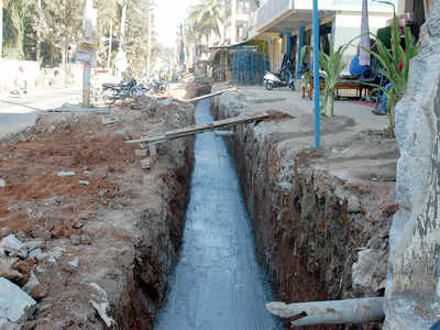 With no drains, Varthur's new roads to face rain pain