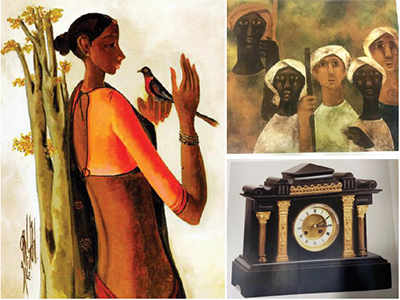 Culture Ministry will take over AI's art collection