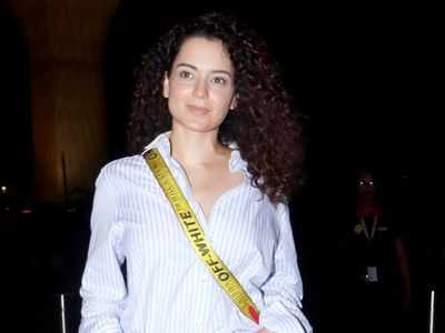 Kangana flies to Cannes Film Festival