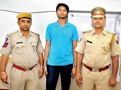 Accused of brutally murdering his mother, teenager Siddhant Ganore 'depressed', say jail doctors
