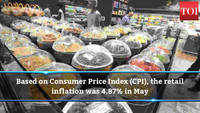 Retail inflation at five-month high in June