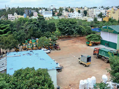 Bengaluru gets ready to shift its waste out