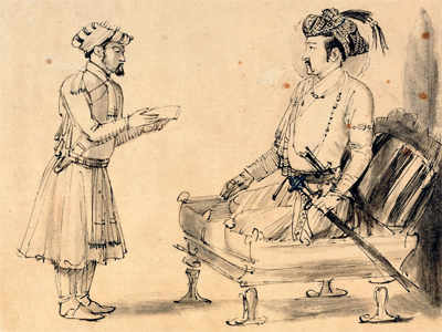 Rembrandt's Mughal connection