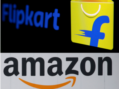 Flipkart suspends services, Amazon to serve only high priority products