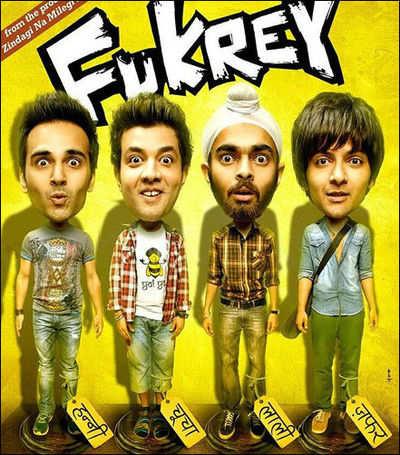Film review: Fukrey