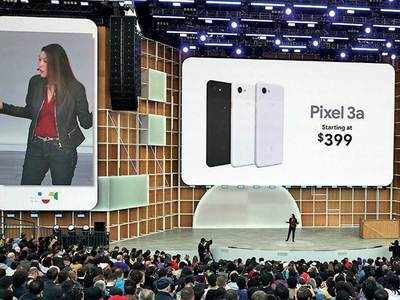 Google releases affordable versions of Pixel smartphone