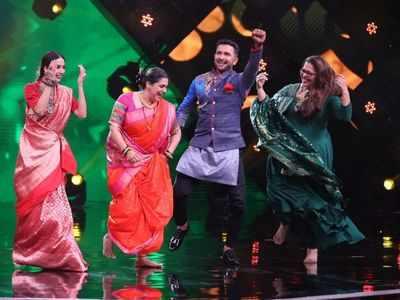 Ganesh Mahotsav special: Sachin Pilgaonkar with wife Supriya Pilgaonkar are special guests this weekend; see pics