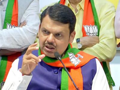Devendra Fadnavis: Shiv Sena 'betrayed' BJP, public mandate in Maharashtra