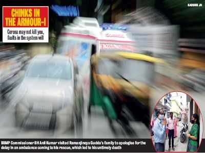 Sirens of the Lambs: More ambulances needed to help Bengaluru's patients