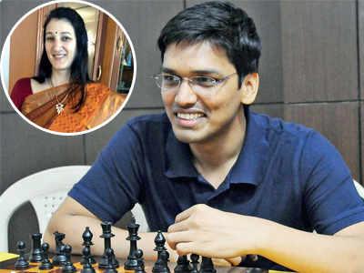 Indian chess ace Pentyala Harikrishna weds Yugoslav prodigy Nadezda Stojanovic