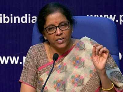 Nirmala  Sitharaman: PNB, Oriental Bank and United Bank to be merged