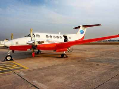 Now, cashless air ambulance service from Tier II cities to metros