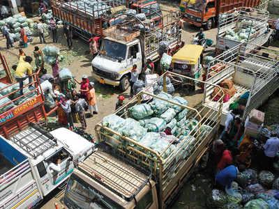 Societies, bulk-buy veggies @ discount