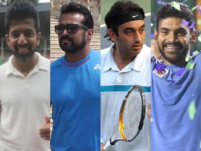Australian Open 2018: Rohan Bopanna, Leander Paes, Purav Raja, Divij Sharan advance to men's doubles second round with their partners
