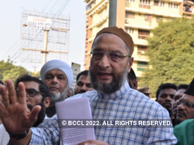 Asaduddin Owaisi: Prohibit corporate, NGO donations to political parties