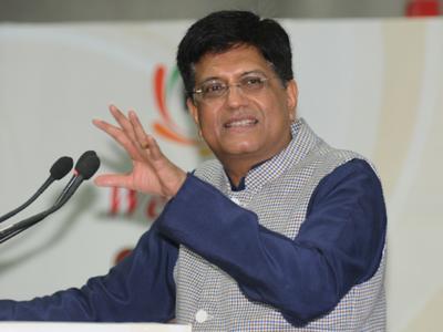 Piyush Goyal: No plan to shift bullet train terminus from BKC
