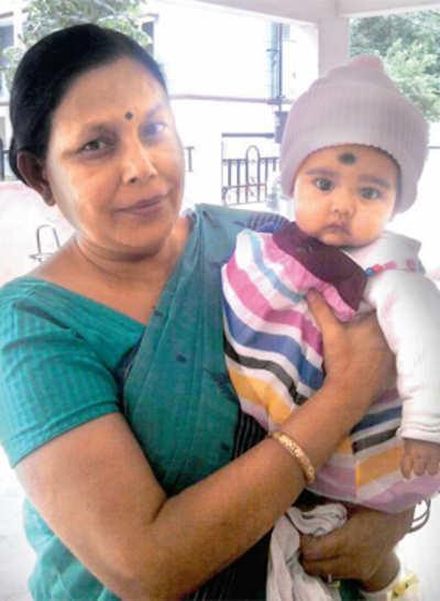 At 8 months, Dhruvika undergoes transplant, overcomes rare disease