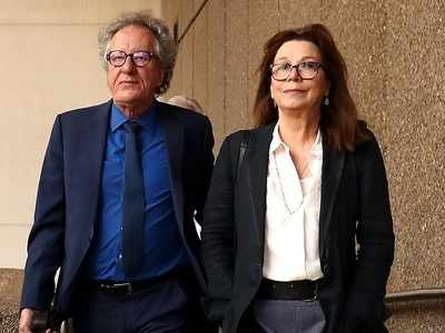 #MeToo: Lawyer fighting Geoffrey Rush's defamation case claims actor might 'never work again'