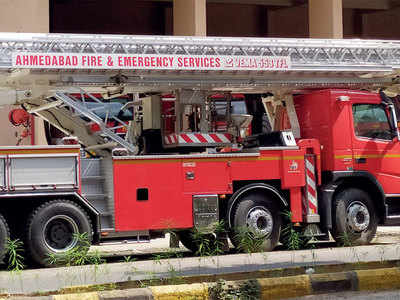 Your fire rescue vehicle is stuck in red tape