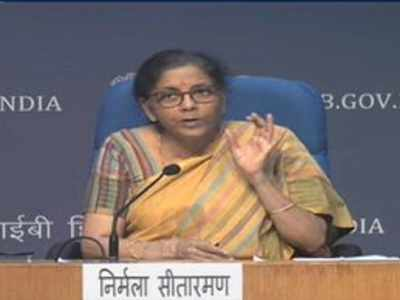 Everything FM Nirmala Sitharaman announced about Migrants workers, street vendors, one nation one ration card and farmers