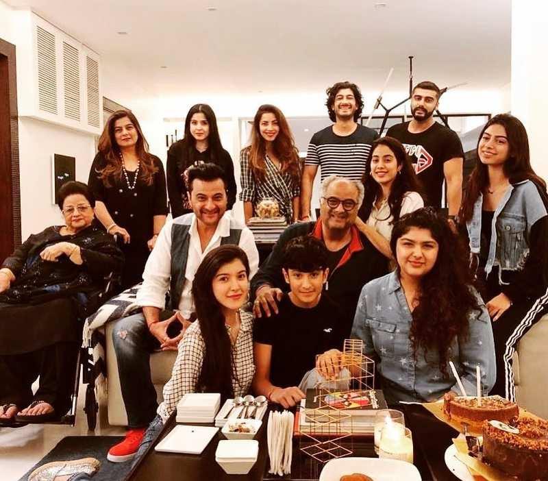 Arjun Kapoor wishes father Boney Kapoor on his birthday