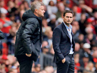 Frank Lampard out of his depth at Chelsea?