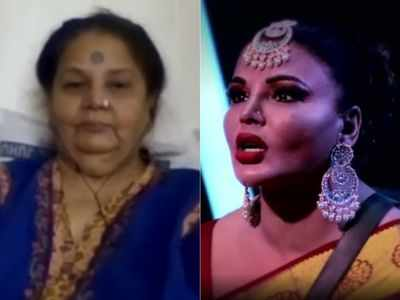 Bigg Boss 14: Rakhi Sawant breaks down after seeing her mother in hospital, other contestants also become emotional