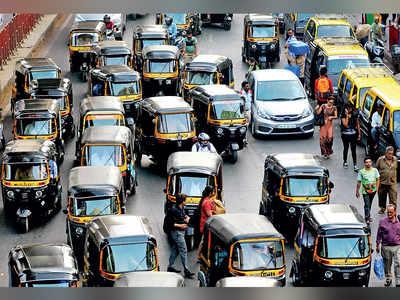 City sees decline in auto rickshaw registrations