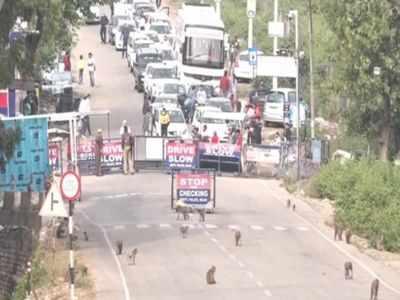 Security tightened near Vaishno Devi Shrine in Jammu after Nagrota encounter