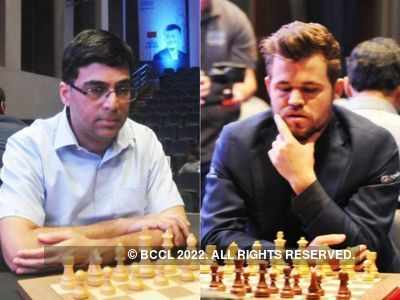 Carlsen gets 'Chucky' scare; Anand loses again
