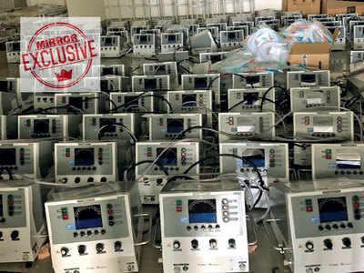 Gujarat ventilators fail clinical trial