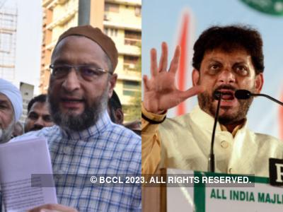 Hindu Sena seeks FIR against AIMIM leaders Waris Pathan, Akbaruddin Owaisi and Asaduddin Owaisi