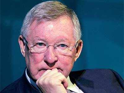 Sir Alex showing signs of recovery
