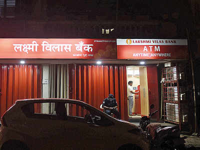 Lakshmi Vilas Bank withdrawals capped at Rs 25,000 for a month