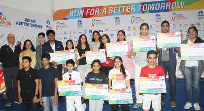 Mumbai Marathon 2018: Young leaders to raise funds for charity