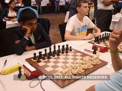 World Youth Chess Championship: R Praggnanandhaa wins, joins Aryan Gholami in lead