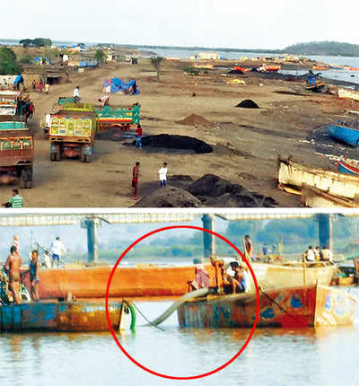 Act before the Vaitarna Bridge goes Mahad way