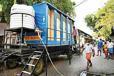 Dharavi to get Rs 9 crore jumbo toilet centre with laundry facilities and water ATM