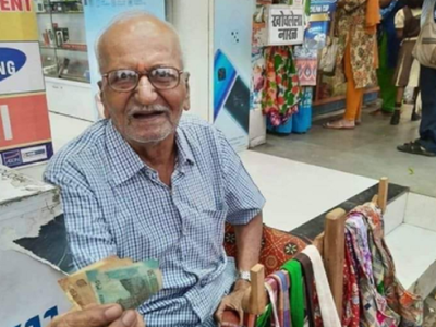After Baba Ka Dhaba, celebs urge people to support Uncle Joshi who sells handmade bags in Dombivali