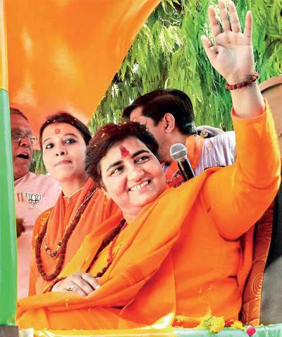 Top oncologists slam Pragya Singh Thakur's cancer cure claims