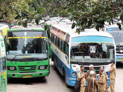 Transport employees under govt's payroll?