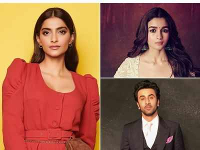 Watch: Lovebirds Ranbir and Alia reveal their 'lucky charms' to Sonam Kapoor