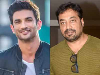 Anurag Kashyap shares WhatsApp chat with Sushant Singh Rajput's manager, says 'Didn't want to work with him for my own reasons'