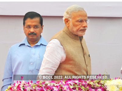 Delhi: Contest between Arvind Kejriwal, Narendra Modi as BJP does not name CM candidate for assembly polls on February 8